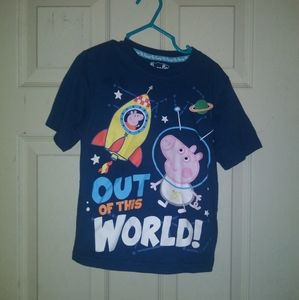 """🌹 """"OUT OF THiS WORLD!"""" Peppa and George Tee 🌹"""